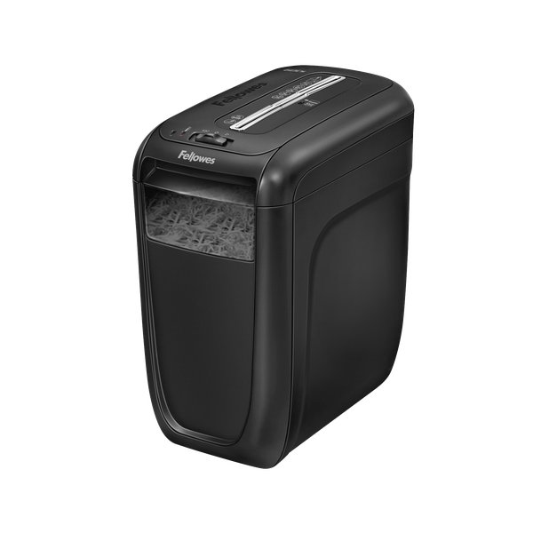 Distruggidocumenti per uso personale 60Cs Fellowes - frammento - 4x50 mm - 4606101