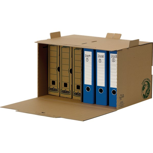 Container archivio Bankers Box Earth Fellowes - 4471101 (conf.5)