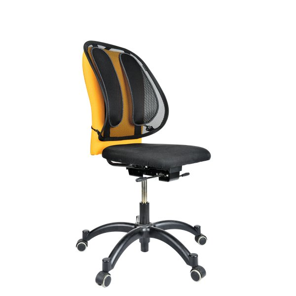 Supporto schiena in rete Office Suites Fellowes - nero - 9191301