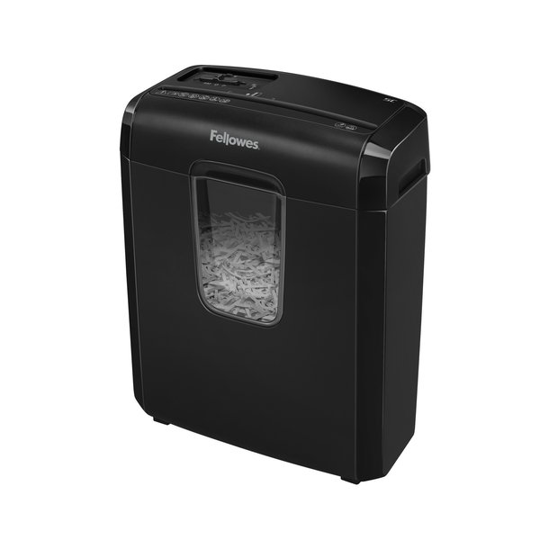 Distruggidocumenti Powershred 6C Fellowes - frammenti - 4x35mm - 4686601